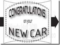 New car sentiment