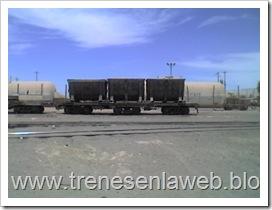 coche experimental para 60 tons