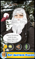 Screenshot of Photo talks Christmas New Year