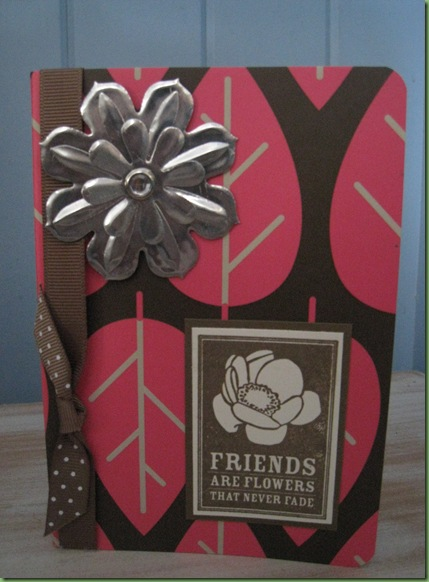 Feb 2011 Stampin Up Party 022