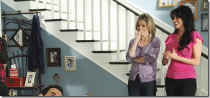 Modern Family Stairway
