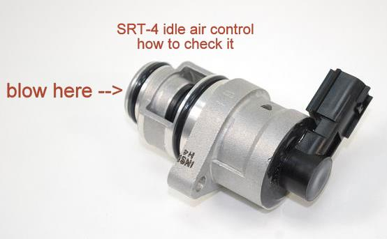 How To Check Idle Air Control Valve Dodge Srt Forumrhsrtforums: 1996 Dodge Ram 1500 Idle Air Control Location At Gmaili.net