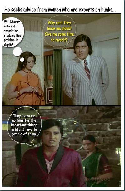 Vinod Khanna's troubles - 2
