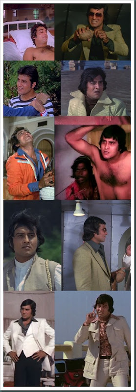 Vinod Khanna collage