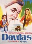 Devdas 1955 film poster