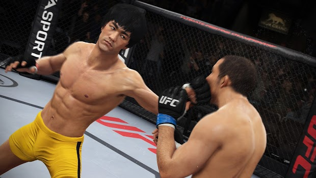 EA Sports UFC demo coming before launch