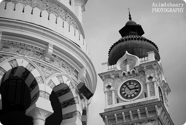 Sultan abdul samad building : warisan kebangsaan
