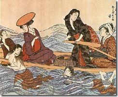 Le ara, leggendarie pescatrici giapponesi in cerca di abaloni