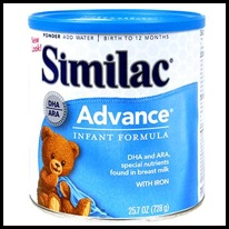New Similac Advance 25.7 oz