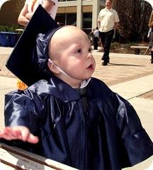 Eli the graduate