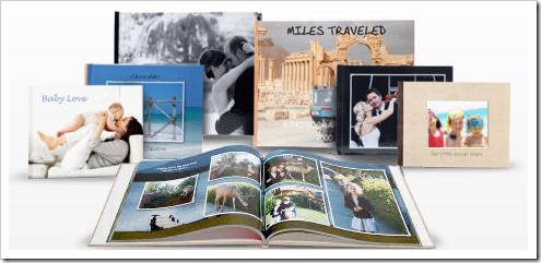 Classic Custom Photo Book