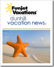 Dunhill Vacation News
