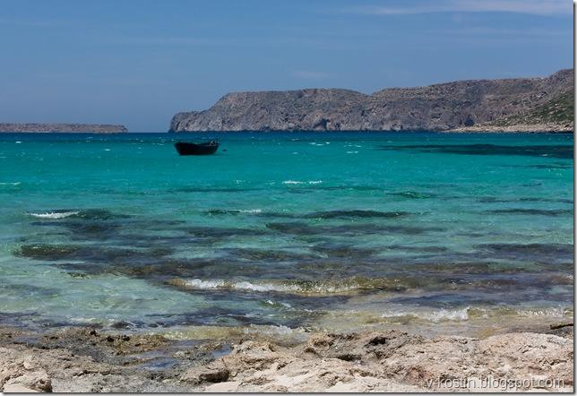 Остров Балос