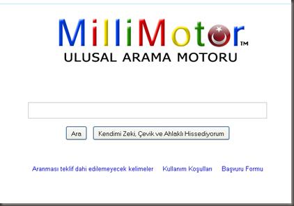 millimotor