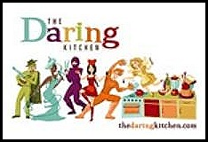 The Daring Kitchen logo