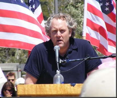 Andrew Breitbart - Santa Ana Tea Party