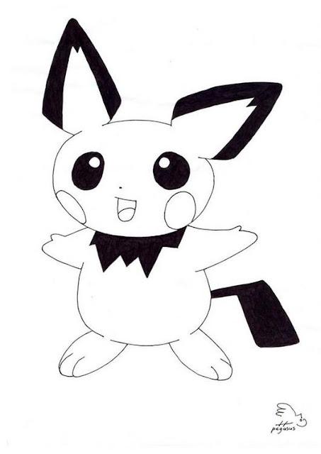 Colorear Pokemon Dibujos De Pokemon 2