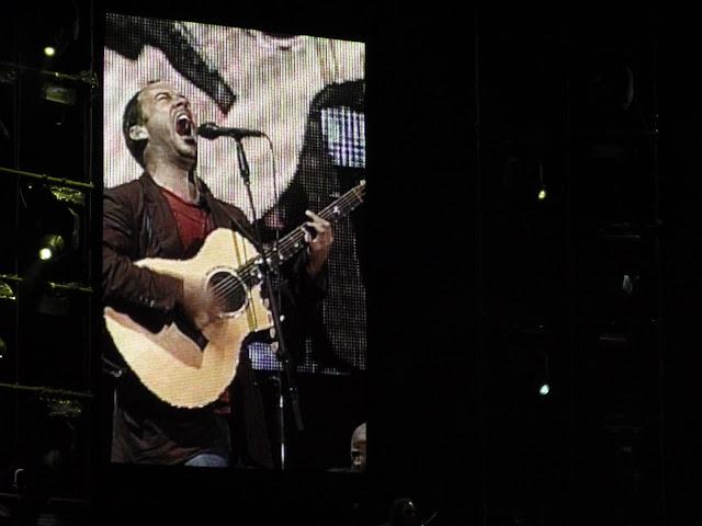 Dave Matthews, Argentina 2008