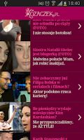 Screenshot of Kozaczek.pl