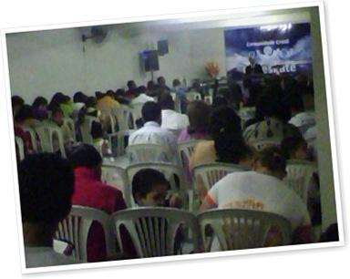 Exibir Comunidade Cristã Ministério O Resgate