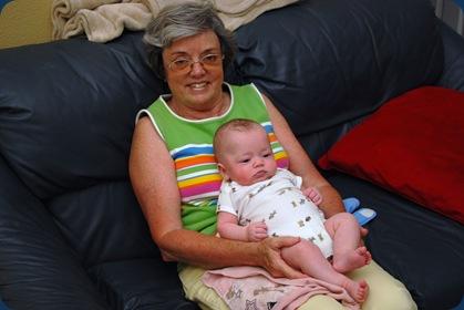 Grandma and Hudster