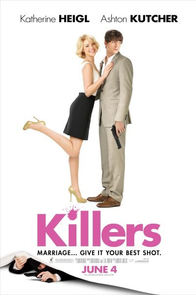 Killers, new, poster, movie