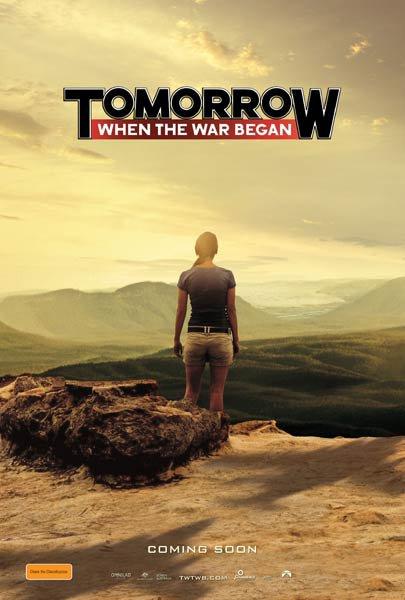 When The War Began, movie, poster