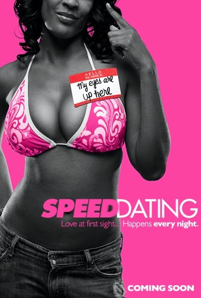 Speed Dating, movie, poster
