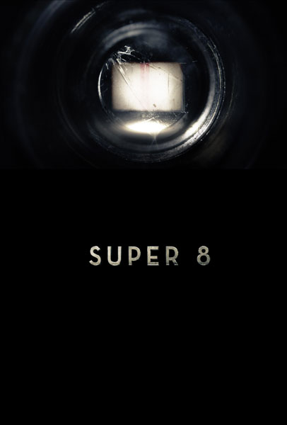 Super 8, movie, poster