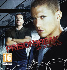 Prison Break: The Conspiracy, game, pc, screen, cover