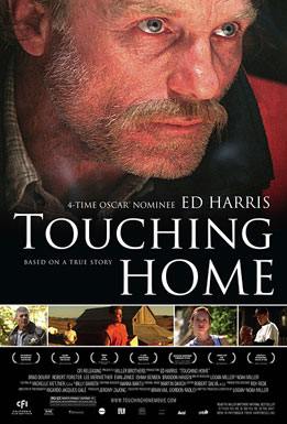 Touching Home, movie, poster