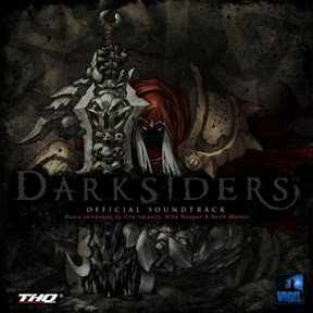 Darksiders, cd, cover, album, music, Game, Soundtrack