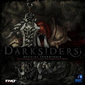Darksiders, cd, cover, album, music, Game, Soundtrack