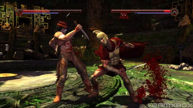 Deadliest Warrior, Game, screen, screens, new, screenshot, screenshots, images