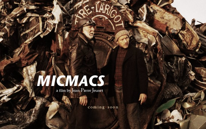 Micmacs, 2010, english, Movie, Posters, poster