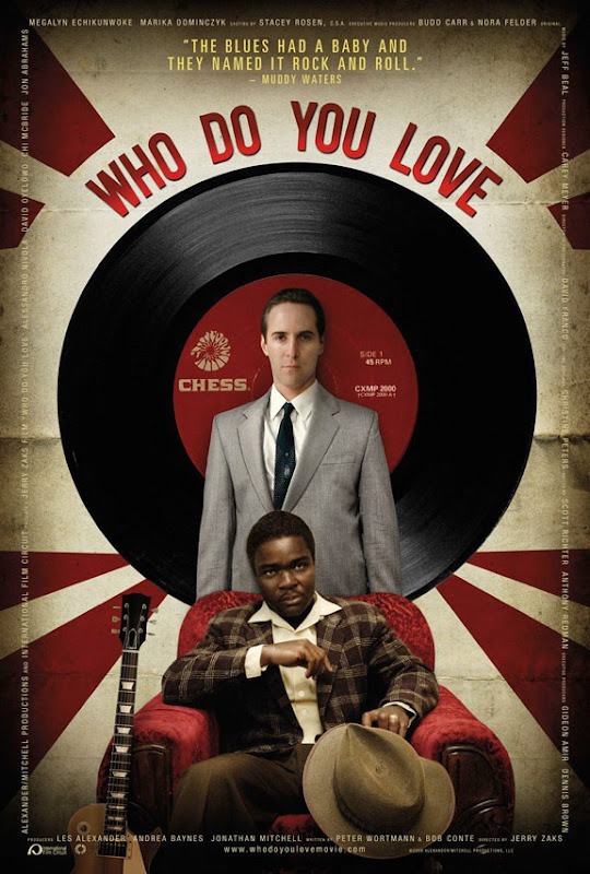 Who Do You Love, movie, poster
