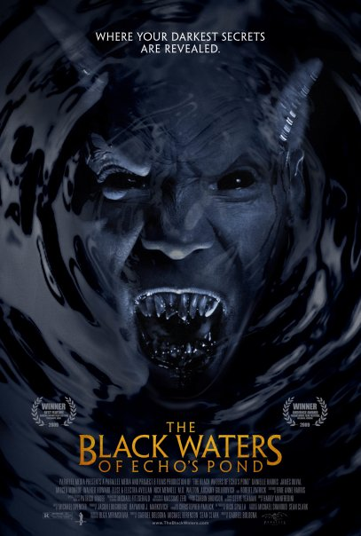 The Black Waters of Echo's Pond'2010, Movie, poster, cover, image, dvd, amazon