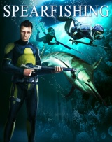 Spearfishing, hunting, game, pc, cover, box, art, screen