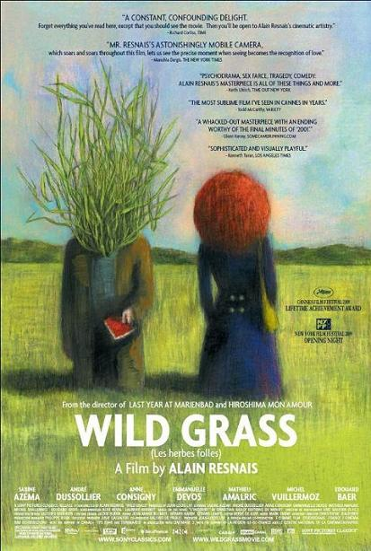 Wild Grass, Les Herbes Folles, cover, movie