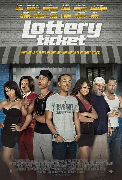 Lottery Ticket, movie, poster