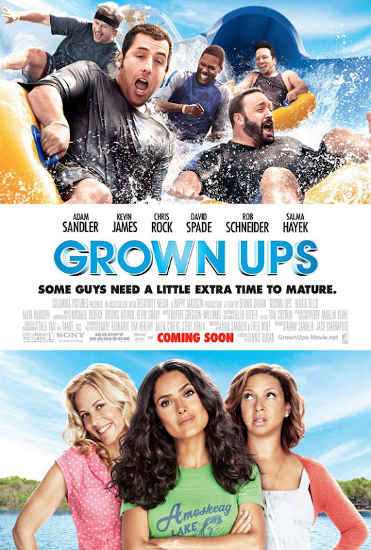 Grown Ups,movie, poster,image, dvd, cover