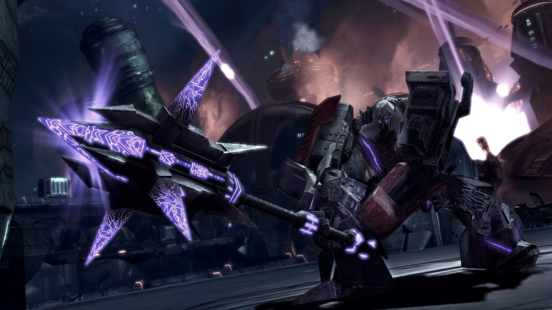 Transformers: War for Cybertron, ps3, new, screen, image, screenshot