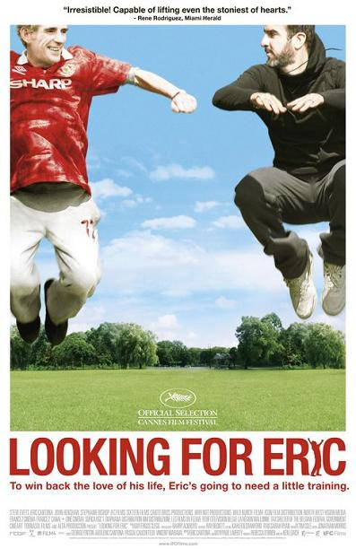 Looking for Eric, movie, poster