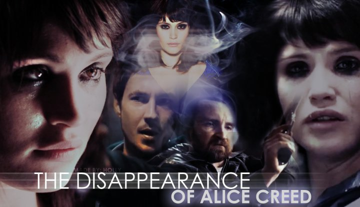 The Disappearance of Alice Creed,Movie, poster, dvd, cover, new