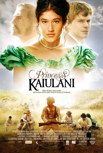 Princess Kaiulani, movie, poster