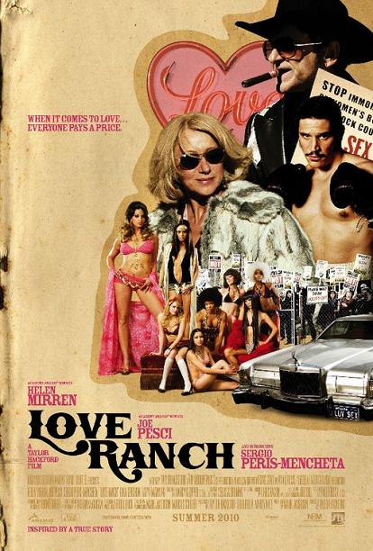 Love Ranch, movie, poster