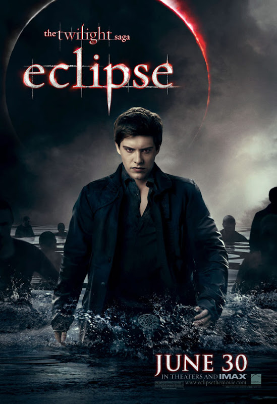 Twilight Saga, Eclipse, New, Movie, Posters