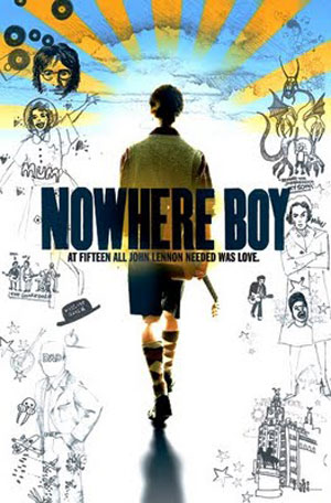 Nowhere Boy, movie, poster