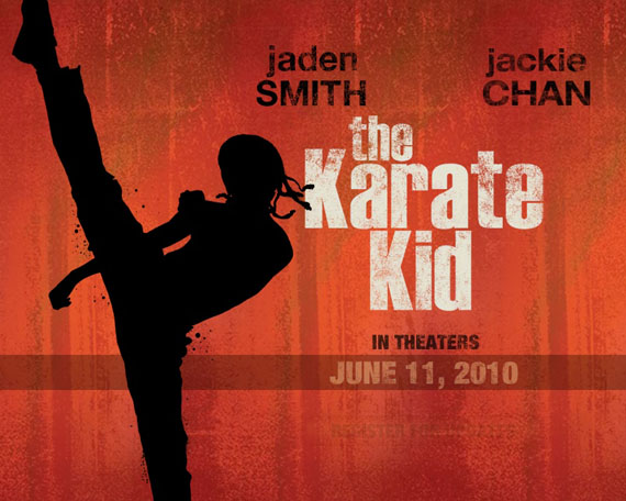The Karate Kid, movie, poster