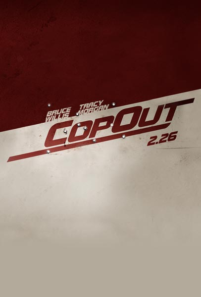 Cop Out, movie, poster
